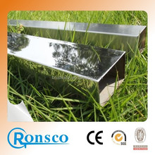 Decorative Used Erw Welded Pipe Stainless Steel 304 Price