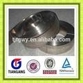 laminado en frío de chapa de acero galvanizado de la bobina precio con el borde de hendidura