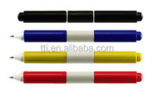 Best Selling Plastic Pen with Cap