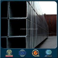 S275 EN10219 CARBON STEEL WELDED HOLLOW SECTION GI TUBES STEEL RHS SHS
