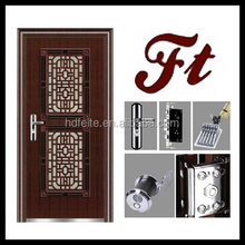china new model best price promotion safety fire proof door high quality steel security doors