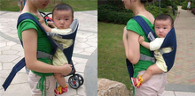 Good quality handle baby carrier/cotton baby sling wrap carrier/multifunctional baby wrap carrier