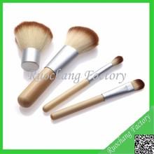 Customized Packet Makeup Brush Bag With Brush