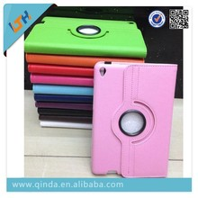 2015 Newest 360 Degree Rotating Leather Cover Case For Xiaomi Mi Pad
