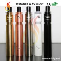 Authentic mutation x mod 18650 battery high quality vapor smoking