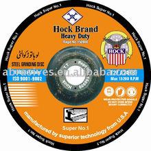 Grinding wheel for INOX/STAINLESS STEEL/METAL/STONE