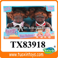Black Silicone Reborn Baby Dolls for Sale