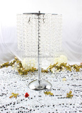 event decorations supplies/wedding table decoration/crystal beaded centerpiece for weddings and events