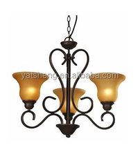 UL list classic pendant light & chandelier
