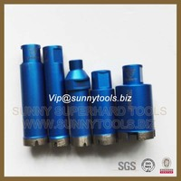 Best quality drilling tools diamond core drill bit for granite marble glass