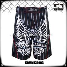 2015 Fashion MMA Short Mixed Martial Arts Professional Boxing MMA Short