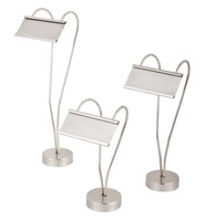 Restaurant For Wedding Metal Table Top Sign Holders