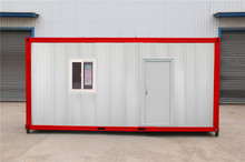 fireproof shipping in dubai prefabricated house villa for family use