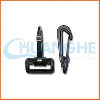 Made in china flat metal dog collar snap hook