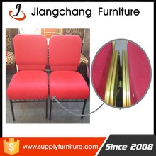 Metal Furniture Stacking Commercial Auditorium Chair JC -E402
