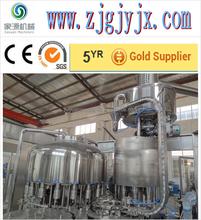 Automatic RCGF Series Juice Filling Machine / Orange Apple Fruit Juice Bottle Plant