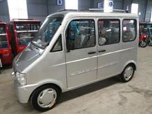 Zhufeng Electric Mini cargo van passenger van for sale
