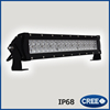 Auto lighting dual row newest design high quality off road led driving light bar