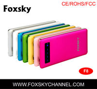 Foxsky F8 portable handphone charger