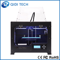 QIDI TECH high quality popular product metal frame 3d printer china for sale