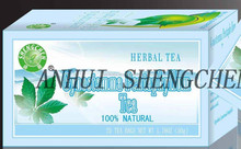Jiao Gu Lan Tea Bag /Hot sale Jiaogulan Tea Bag 50g/box Seven Leaf Ginseng
