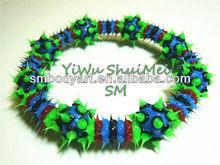 Stinging Silicone Multicolor Bracelet Latest Design 2014 Spring SMSHSLG0027