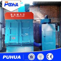 belt shotblast industrial wash machine