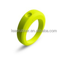 2015 hot selling fashion silicone wedding ring