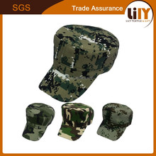 2015 hot selling wholesale cheap high quality custom men's army hats adjustable cool flat top women military cap