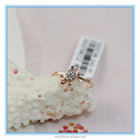 China lastest styles crazy selling high quality tortoise ring