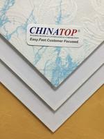 pvc facing gypsum ceiling / gypsum ceiling board / Decorative Ceiling