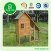 Handmade Wooden Outdoor Design Rabbit Cage House Hutch