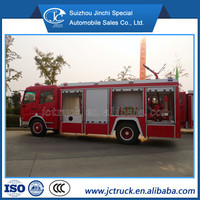 Dongfeng 6000 liters airport fire truck