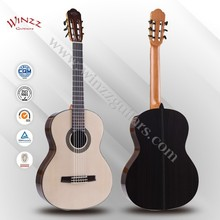 [Winzz] Spruce Plywood Rosewood Plywood Back Classic Guitar 39 Wholesale (AC88)