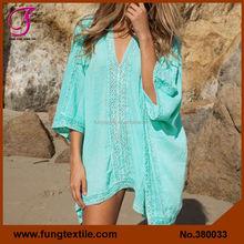 380033 2015 New Arrival Sexy India Kaftan Beach Tunic