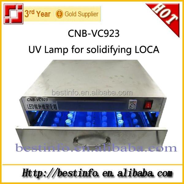 2015!!Newest design UV lamp for solidifying LOCA glue