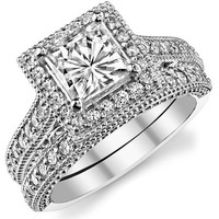 WRS056 2015 Ebay Fashion Low Price New Coming Fake Diamond Brass 6/7/8/9# Trendy Female Square Ring