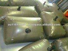 Portable Collapsible Polyurethane Gasoline Bladder Fuel Tank