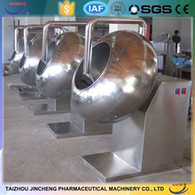 Pharmaceutical tablet sugar coating machine manufacturer