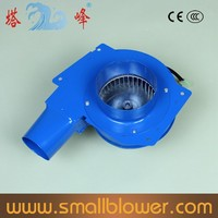china best price air bbq small centrifugal fan electric blower 60w