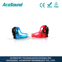 Useful AcoSound Acomate 610 Instant Fit China Supplies Best Price newest digital recorder hearing aid function