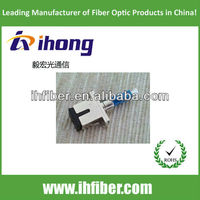 LC Male to SC Female Optical fiber Hybrid Adapter
