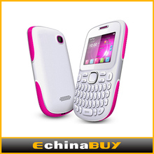 Latest dual sim dual standby mobile phone for sale china factory wholesale Qwerty keypad Blue Tooth Nokia Battery-4C