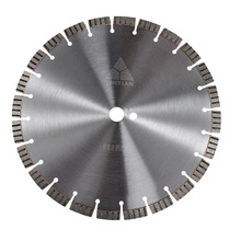 Hubei Yintian diamond circular concrete saw blade for cutting concrete and road