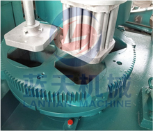 Various shapes are allowed high pressure honeycomb briquette machine with economic price