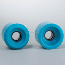 Blank Pro 60mm Longboard Cruiser Multi Colors PU Wheels
