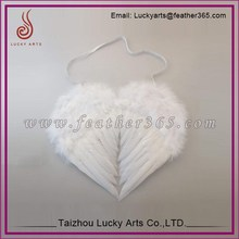 TaiZhou Factory Custom party decoration Angel feather wings