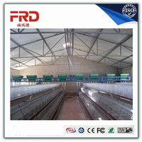 Poultry farm manufacture cage birds used chicken cages for sale
