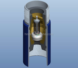 single valve non rotating casing float collar