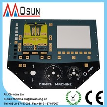 China auto magnetic switch waterproof membrane switch control panel case membrane switches